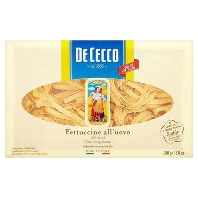 FETTUCINE DECECCO - $4.20 PER BOX
