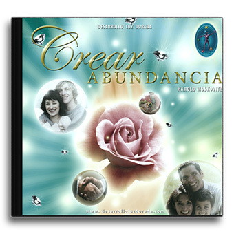 Cd de Audio - Crear Abundancia