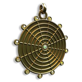 Medallón de Iluminación MELD003