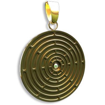 Medallón de Protección MELD005
