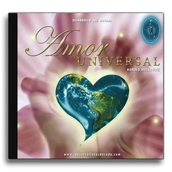 Cd de Audio - Amor Universal