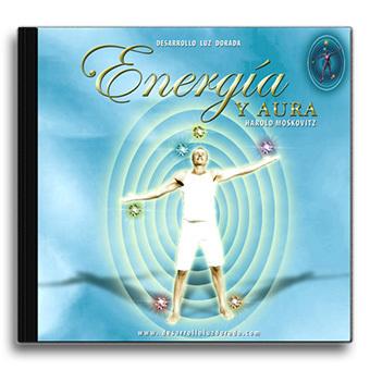 Cd de Audio - Energía y Aura