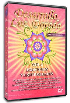 Dvd Vol. 2 Emociones y Enfermedades