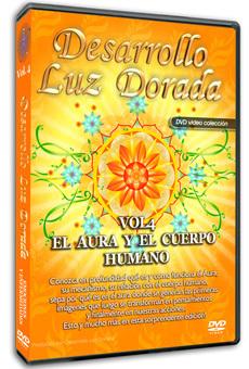 Dvd Vol.4 El Aura & el Cuerpo Humano