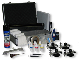 Windshield Doctor Pro Deluxe Kit (Includes Long Crack Repair)