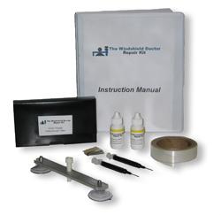 Windshield Doctor Long Crack Repair Kit