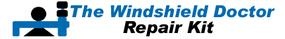 Windshield Doctor Repair Kit | 888-267-4800