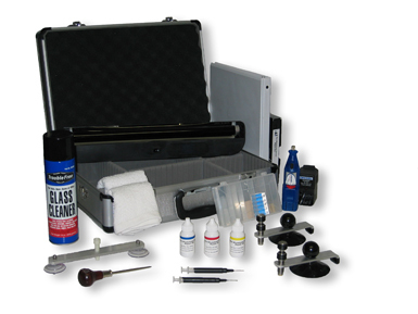 Windshield Doctor Deluxe Kit (Includes Long Crack Repair)