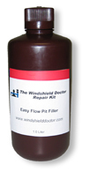 Easy Flow Pit Filler Resin 1/2 Liter