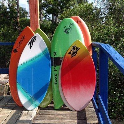 Bodyboard and Skimboard Rentals