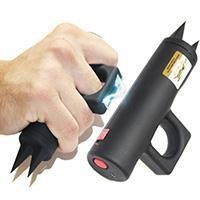 Jogger Stun 4.8 Million Volt Rechargeable Stun Gun Defensive Knuckle Style