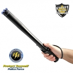 27,000,000 volt Tactical Stun Baton Flashlight