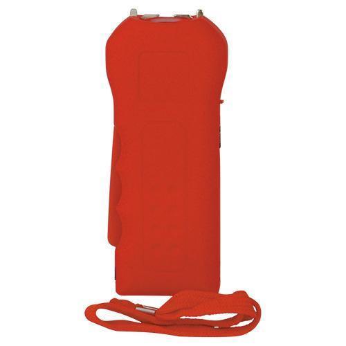 Trigger 18,000,000 Red Stun Gun Flashlight with Disable Pin