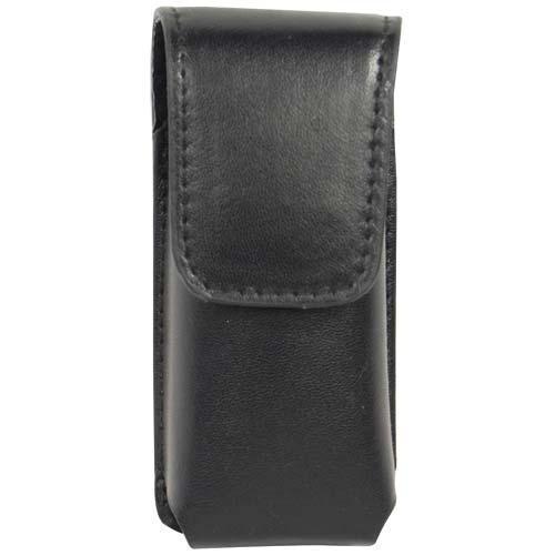 Black Leatherette Holster for RUNT Stun Gun