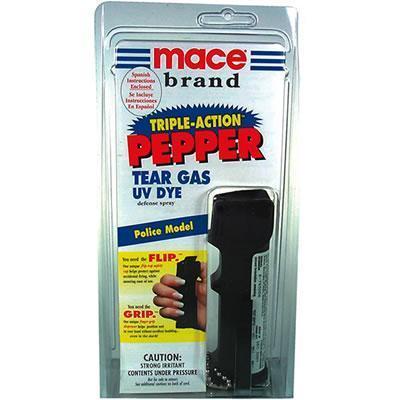 Mace Police Model Tear Gas