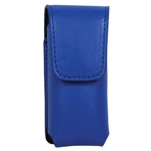 Blue Leatherette Holster for RUNT Stun Gun