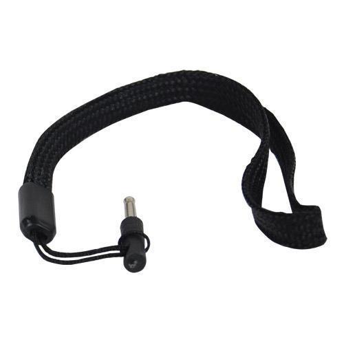 Black Replacement Wrist Strap for RUNT or Trigger Stun Gun