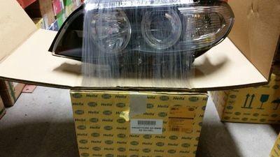 Proiettore BMW Serie 5 E60 Ant. SX