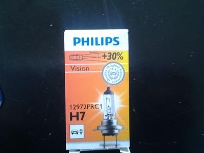 Lampadina Philips H7 Vision