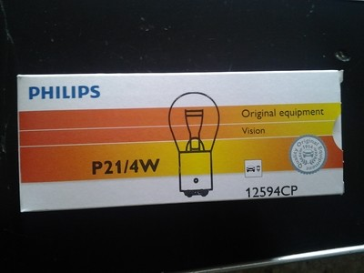 Lampadina Philips P21/4W