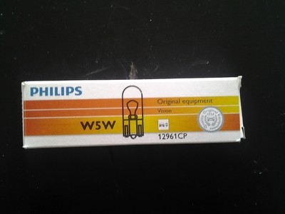 Lampadina Philips W5W