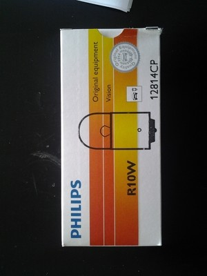 Lampadina Philips R10W Vision