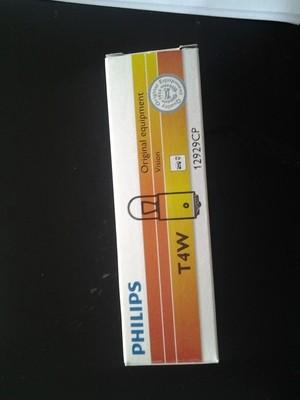 Lampadina Philips T4W