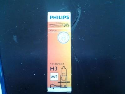 Lampadina Philips H4 Vision
