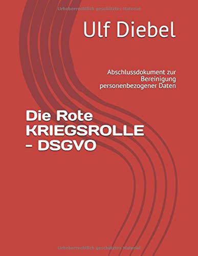Die Rote KRIEGSROLLE - DSGVO 00046