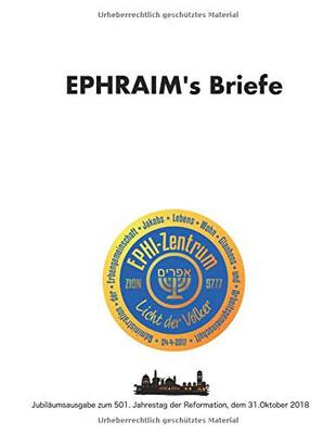 Ephraim's Briefe