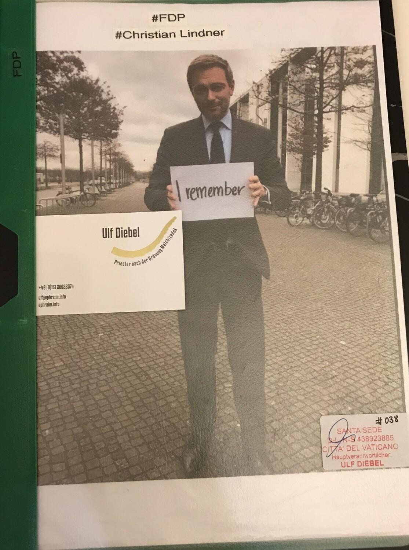 Bundesvorsitzender der FDP