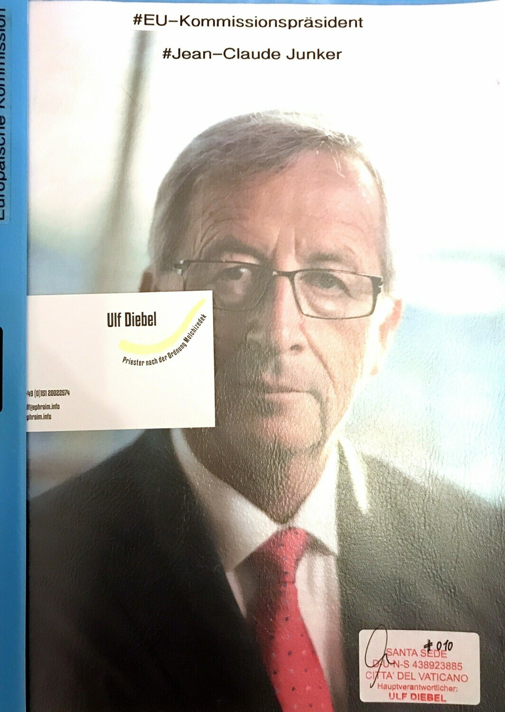 EU-Kommissionspräsident Jean-Claude Junker