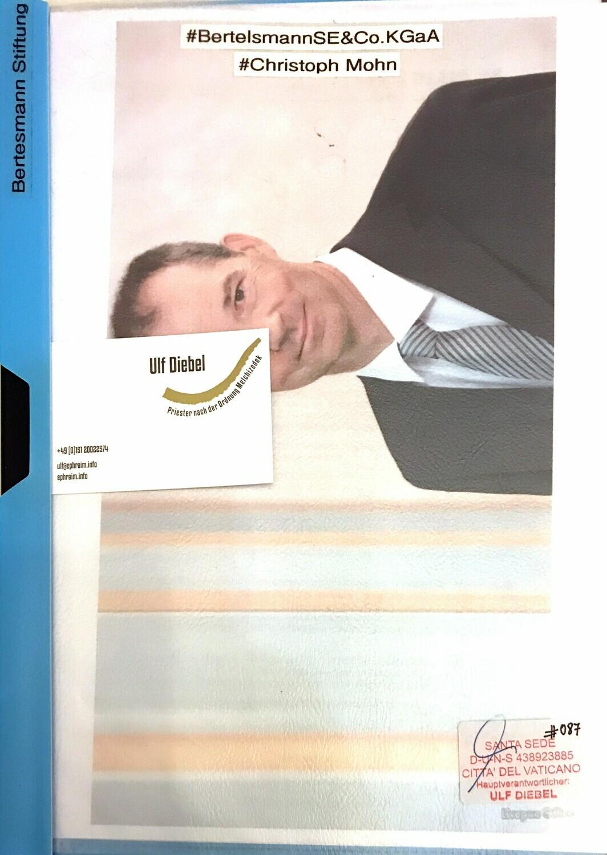 Bertelsmann SE & Co. KGaA Christoph Mohn