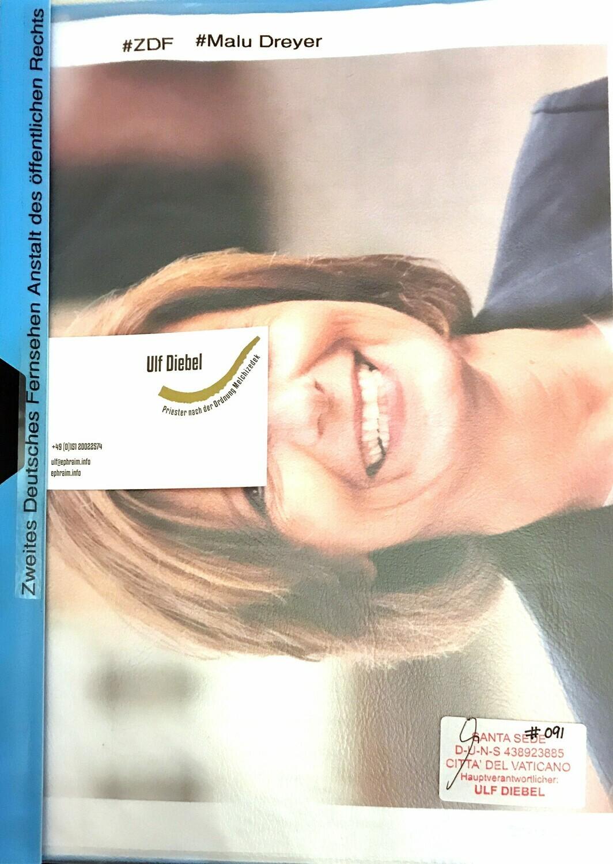 Zweites Deutsches Fernsehen - Anstalt des öffentlichen Rechts Malu Dreyer