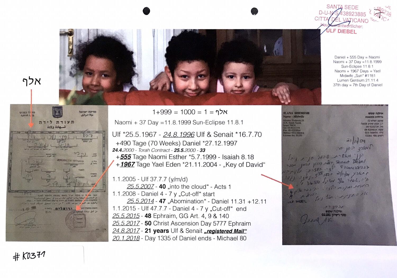 #K0371 l Birth Certificates