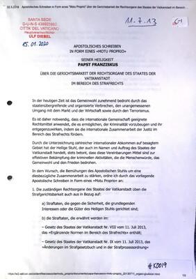 #K0020 l Strafgesetzbuch l §130 - Volksverhetzung