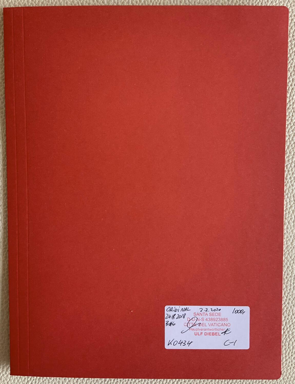 #K0434 l Beweis 6 Endgericht Der Apokalypse Original - Andrea Nahles, Jens Spahn, Idea.de