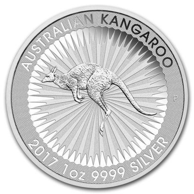 Kangaroo Silver