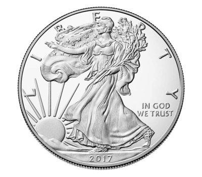 1 OZ // American Eagle Silver