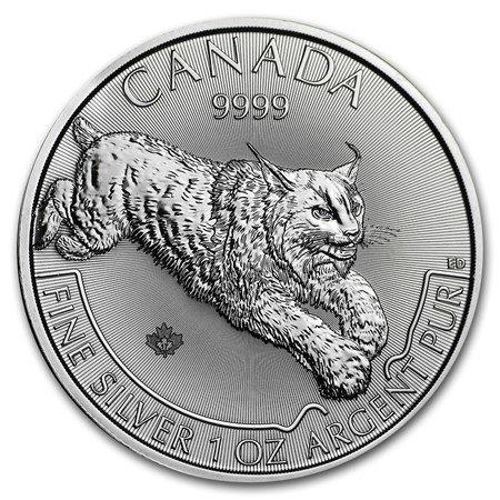 1 OZ // Canadian Cougar 2017