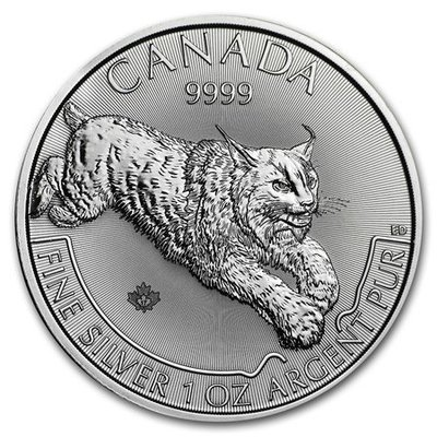 1 OZ // Canadian Cougar 2017
