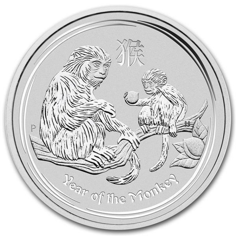 1/2 OZ // Year of the Rooster