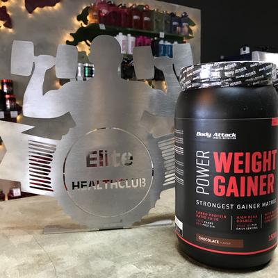 Power Weight Gainer - Chocolate     Jetzt minus 40%!!!