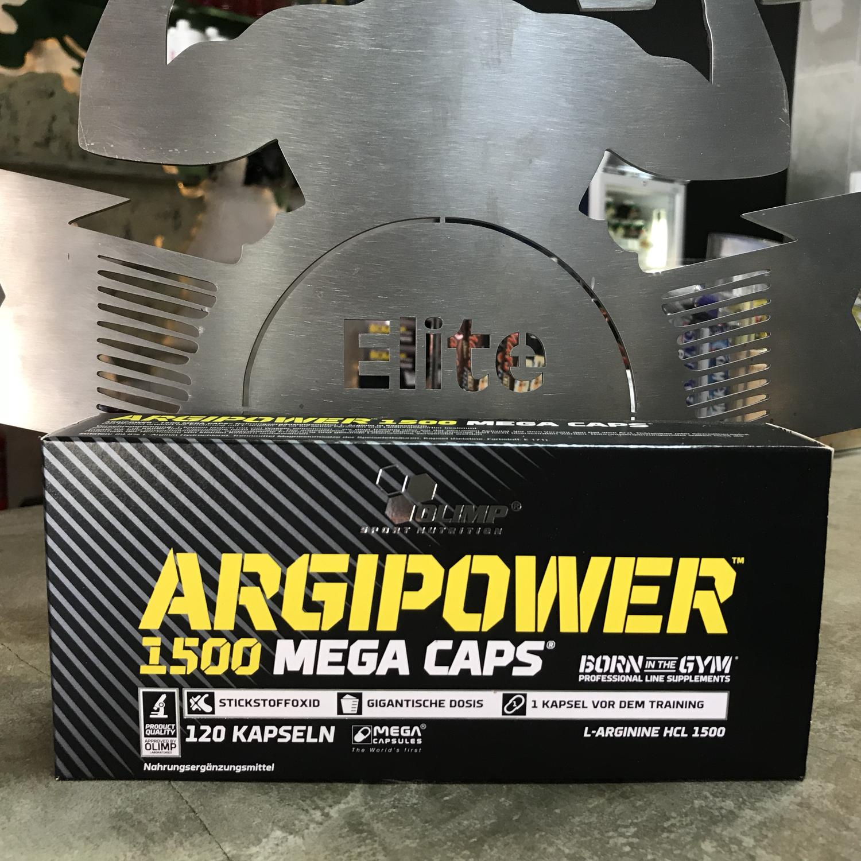 Argipower - 1500 Mega Caps Jetzt minus 40%!!!