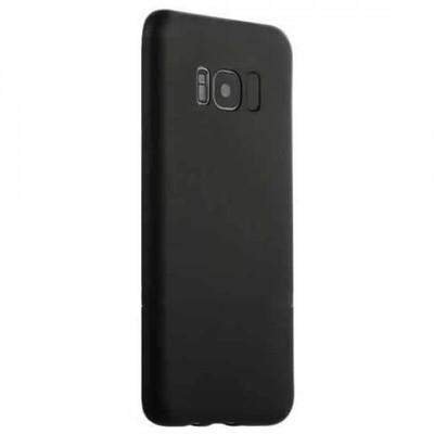 Samsung S8 Silicon (Черный)