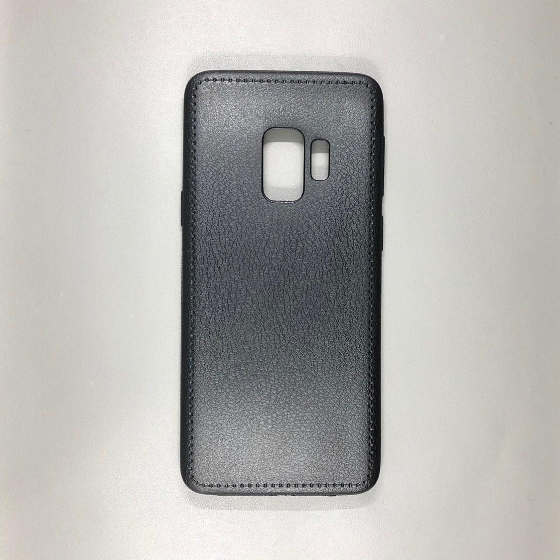 Samsung S9 Silicon Black (Черный)