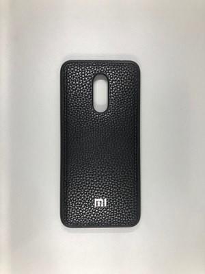 Xiaomi Redmi 5 Plus Силиконовый Чехол (Черный)