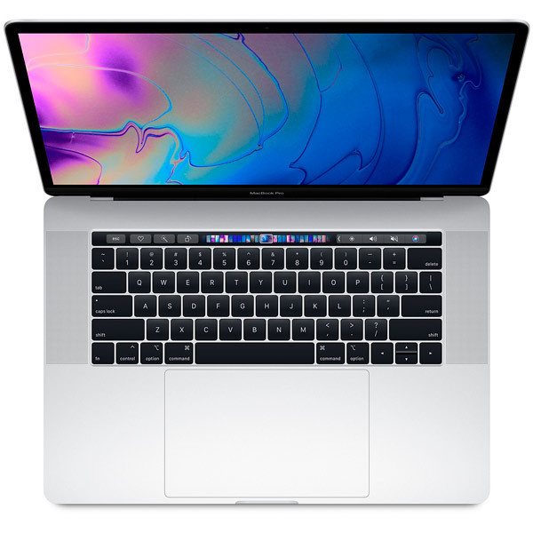 MacBookPro 15 TB i7 2,6/16/RX560/512SSD Silver