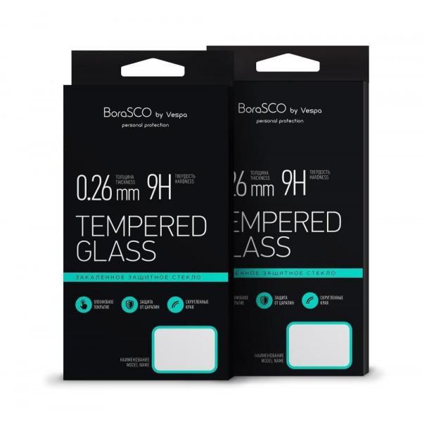 iPhone X | Xs 3D Защитное Стекло Черное BoraSCO by Vespa