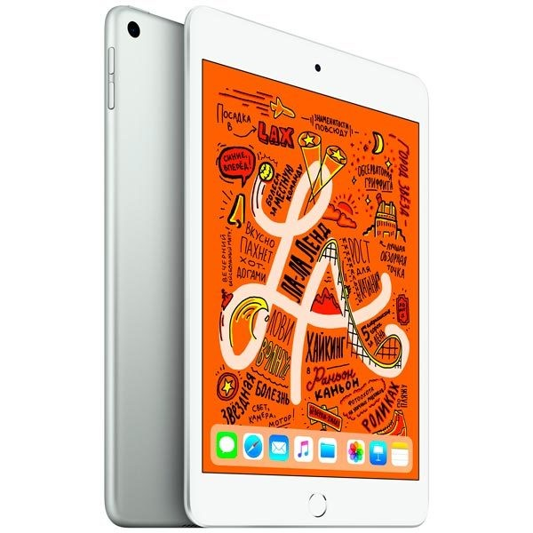 iPad Mini 7.9 Wi-Fi 64Gb Silver MUQX2